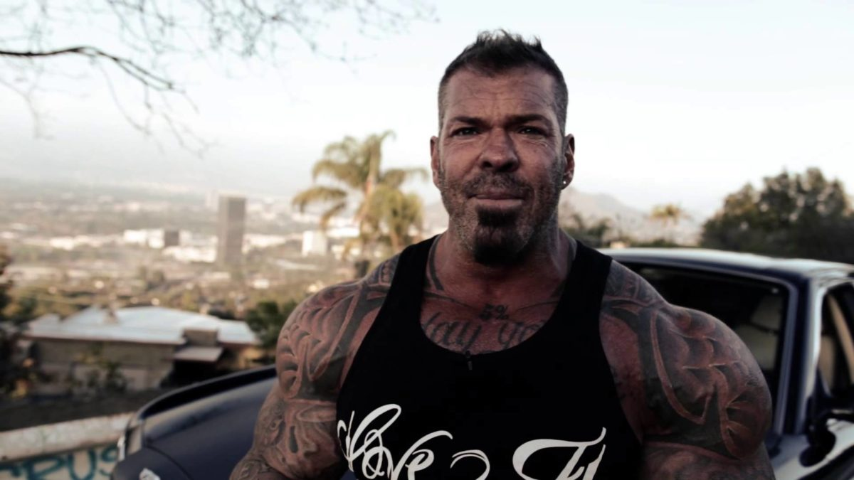 "SUPPLEMENT INDUSTRY MARKETING…""Somebody's got to tell the truth!!!"" – Rich Piana"