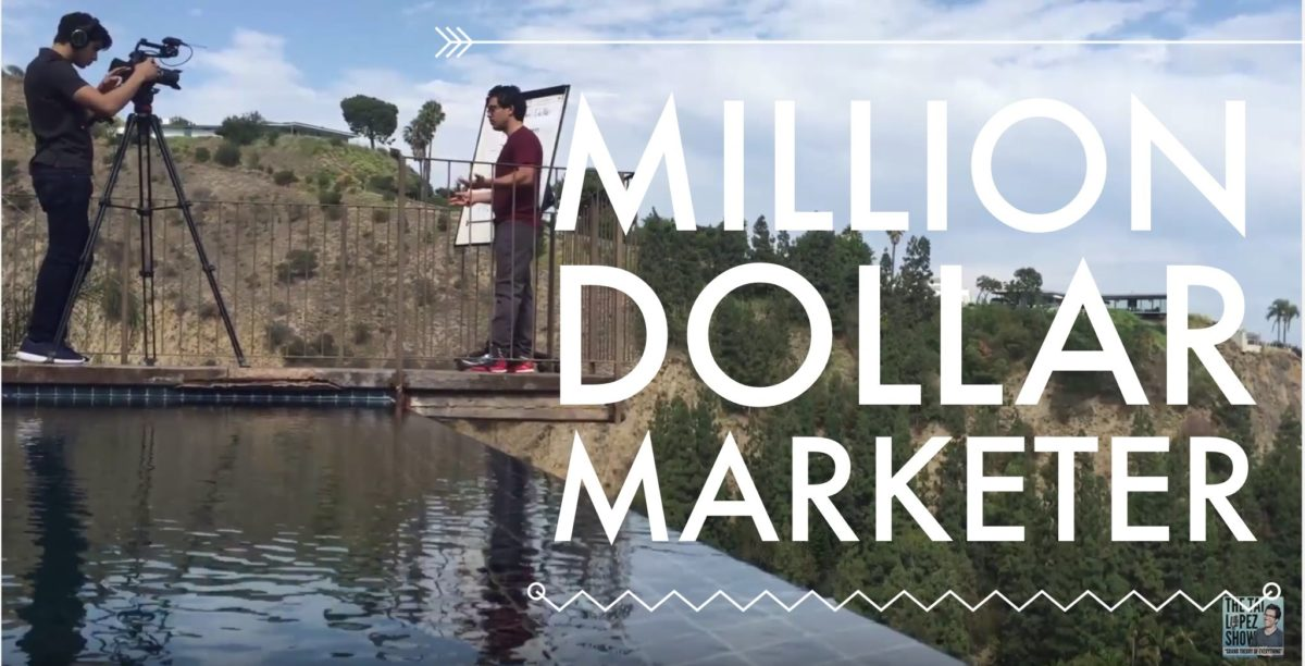 The Million Dollar Marketer: How You Can Use Marketing To Make Big Bucks