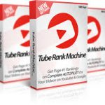 TubeRankMachine 150x150 - Tube Rank Machine Review – Rank Videos Faster & Get Free Traffic from Youtube
